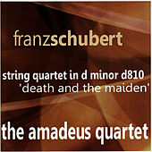 Schubert: String Quartet in D Minor by Amadeus Quartet
