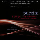 Highlights from Puccini's La Bohème and Madama Butterfly by Royal Philharmonic Orchestra