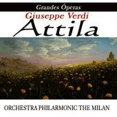 Opera - Attila by Giuseppe Verdi