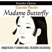 Opera - Madame Butterfly by Giacomo Puccini