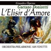 Opera - L'elisir D'amore by Gaetano Donizetti