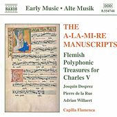 Flemish Polyphonic Treasures for Charles V by Various Artists