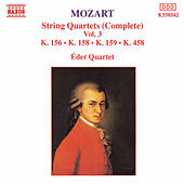 String Quartets (Complete) Vol. 3 by Wolfgang Amadeus Mozart
