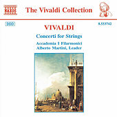 Concerti For Strings by Antonio Vivaldi