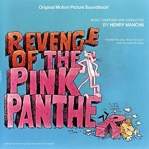 Revenge of the Pink Panther by Henry Mancini : Rhapsody
