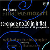 Mozart: Serenade No. 10 in B-Flat for 13 Wind Instruments, K. 361 -