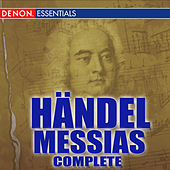 Handel: Messias by Lettisches Sinfonieorchester Alexandr Dmitrijew