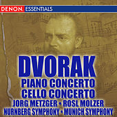 Dvorak: Piano Concert - Cello Concerto by Various Artists