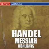 Handel: Messias [Highlights] by Lettisches Sinfonieorchester Alexandr Dmitrijew