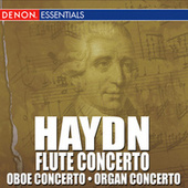 Haydn: Concertos: Flute - Oboe - Organ by Various Artists