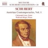 Austrian Contemporaries Vol. 1 by Franz Schubert