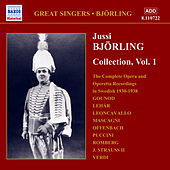 Collection Vol. 1 by Jussi Bjorling