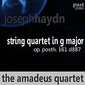 Haydn: String Quartet in G Major, Op. Posth. 161, D. 887 by Amadeus Quartet