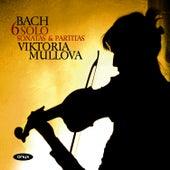 Bach: 6 Solo Sonatas & Partitas by Viktoria Mullova