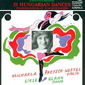 BRAHMS, J.: 21 Hungarian Dances (arr. M.P. Neftel for violin and piano) (Neftel, Klahn) by Michaela Paetsch Neftel