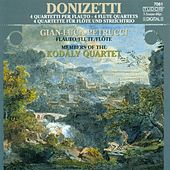 DONIZETTI, G.: Flute Quartets Nos. 6, 7, 9, and 16 (Kodaly Quartet) by Kodaly Quartet