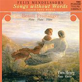 MENDELSSOHN, Felix: Songs without Words (arr. for flute and piano) (Fromanger, Henry) by Benoit Fromanger