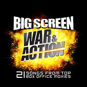 Big Screen War & Action by Various Artists