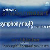 Mozart: Symphony No. 40 in G Minor, K. 550 by London Philharmonic Orchestra