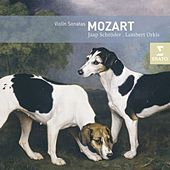 Mozart : Sonatas for violin & pianoforte by Jaap Schroder