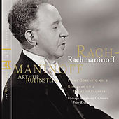 Rubinstein Collection, Vol. 35: Rachmaninoff: Piano Concerto No.2; Rhapsody on a Theme of Paganini; Prelude by Arthur Rubinstein