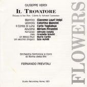Verdi: Il Trovatore by Giacomo Lauri-Volpi