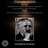 Rossini: Il barbiere di Siviglia, La Cenerentola - Verdi: La Traviata, La forza del destino, et al. by NBC Symphony Orchestra