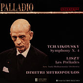 Tchaikovsky: Symphony No. 4, Op. 36 by New York Philharmonic