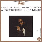 Improvised Meditations & Excursions by John Lewis