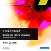 Schubert: Complete String Quartets by Verdi Quartett
