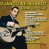 Django Reinhardt & The Hot Club by Django Reinhardt