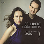 Schubert: Piano Duets by Joseph Tong