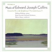 Music of Edward Collins, Vol. III by Royal Scottish National Orchestra