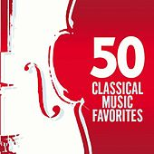 50 Classical Music Favorites by Various Artists