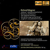 Wagner: Walküre - Tannhäuser - Der fliegende Holländer by Various Artists