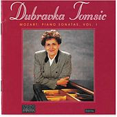 Mozart:  Piano Sonatas In E-flat, K 282 And C, K 457; Fantasia In C, K 575 by Dubravka Tomsic