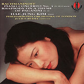 Rachmaninoff: Piano Concerto No. 4, G Minor, Op. 40 & Rhapsody on a Theme of Pagnini, Op. 43 by Hae-Jung Kim