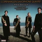 Italian Baroque von Copenhagen Saxophone Quartet