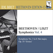 BEETHOVEN, L. van: Symphonies (arr. F. Liszt for piano), Vol. 4 (Biret) - No. 3,