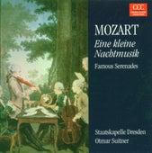 Wolfgang Amadeus Mozart: Eine kleine Nachtmusik by Otmar Suitner Staatskapelle Dresden