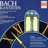 Johann Sebastian Bach: Kantaten/Cantatas BWV 140/61/36 by Arleen Augér