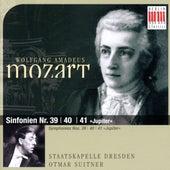 Wolfgang Amadeus Mozart: Sinfonien Nr. 39, 40 & 41