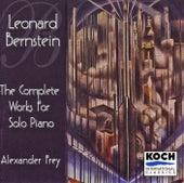 Bernstein: Piano Works (Complete) - Piano Sonata; 4 Anniveraries; 5 Anniversaries; 13 Anniversaries; Touches by Alexander Frey