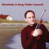Stravinsky: Violin Concerto by Mark Kaplan