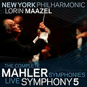 Mahler: Symphony No. 5 by New York Philharmonic