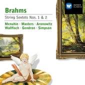 Brahms: String Sextets 1 & 2 by Johannes Brahms
