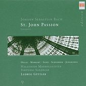 Johann Sebastian Bach: Johannes Passion/St. John Passion (Excerpts) by Various Artists