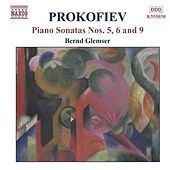 Piano Sonatas Nos. 5, 6 and 9 by Sergey Prokofiev