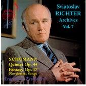 Richter Archives, Vol. 7 by Sviatoslav Richter