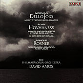 The Philharmonia Orchestra Performs Works by Dello Joio, Hovhaness, & Rosner by Philharmonia Orchestra